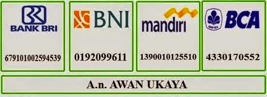 Rekening Bank Kami